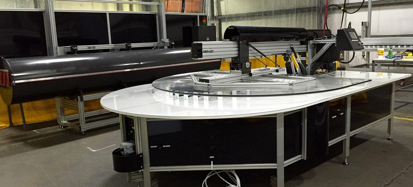 Omega Dry Vinyl Bending System