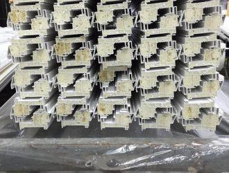 Bending foam