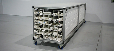 Form Storage Racks