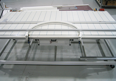 Laser Marking Table