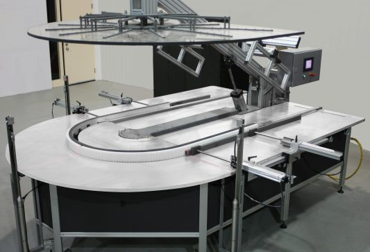 Omega Model 2000 Radius Table