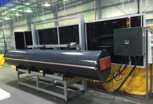 Model 6000 Heating Chamber