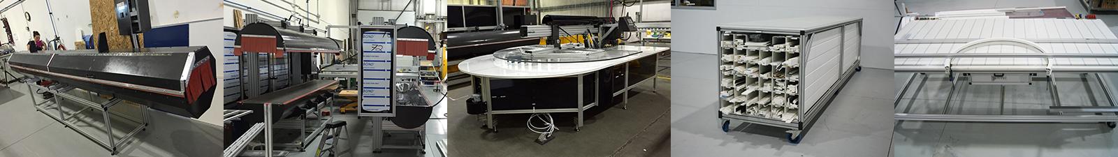 Syn-Tec Dry Vinyl Bending Systems